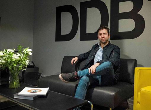 DDB Chile nombró a Domingo Moreno como director de Planning