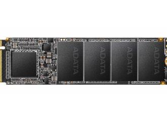 ADATA lanzó los discos SSD XPG SX6000 Pro PCIe Gen3x4 M.2 2280