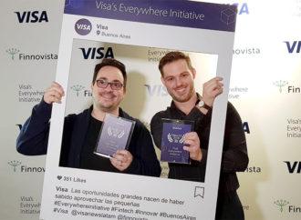 Visa dio a conocer las empresas finalistas de su Everywhere Initiative