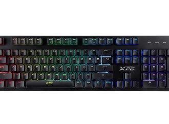 ADATA lanzó el teclado INFAREX K10 y el mouse M20 de XPG