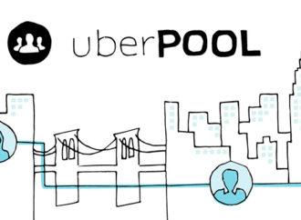 Llegó UberPool, una nueva forma de compartir el viaje