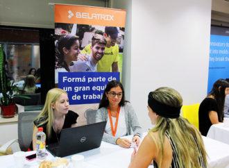 Belatrix empodera a mujeres siendo sede del eventoWomenHack