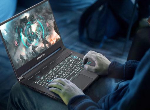 Acer se engrandece con 3 nuevos monitores Predator Gaming
