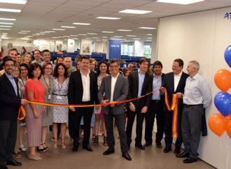 Atento inaugura un centro de relación con clientes en Madrid