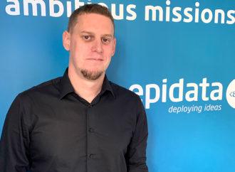 Martin Sbampato es el nuevo manager de Alianzas y Partners de Epidata