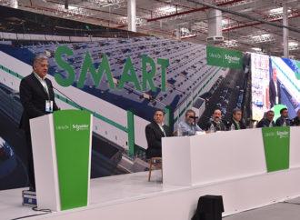 Schneider Electric inauguró la primera fábrica inteligente en México