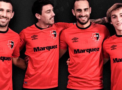 El Club Atletico NOB presentó su camiseta con app desarrollada por ACCION POINT