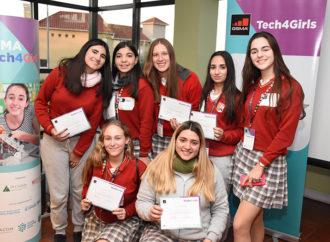 Tech4Girls recibe premio del Women Economic Forum