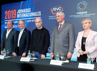 Enacom en la apertura del evento de ATVC y CAPPSA