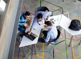 Aumentó el número de trabajadores independientes en coworking
