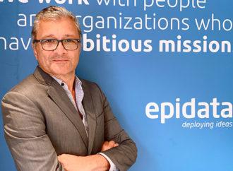 Epidata nombró a Marcelo Urquiza como gerente de Negocios para Latinoamérica