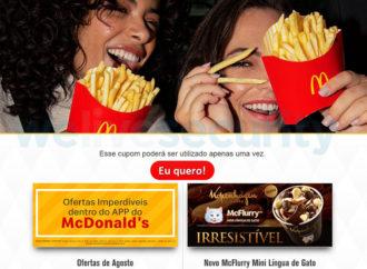 Identifican al troyano Mispadu en anuncios falsos de McDonald´s en Facebook
