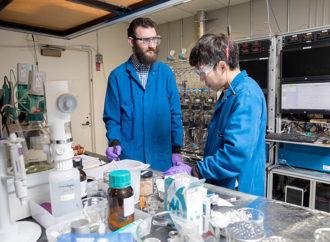 IBM presentó sus baterías desarrolladas con materiales tomados del agua de mar