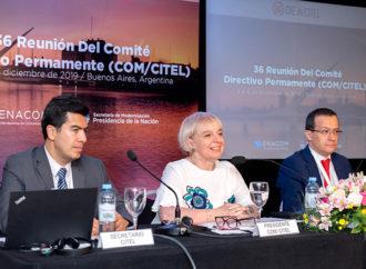 Reunión del Comité Directivo Permanente de la CITEL