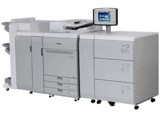 Canon lanzó la imagePRESS C910