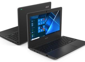 Acer busca seguir creciendo en el entorno educativo