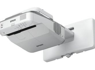 Epson ofrece una solución de proyección ultracorta para aulas y salas de reunión
