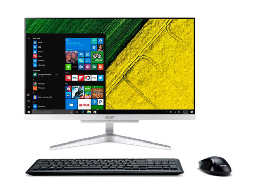 Acer lanzó en Argentina Swift 5, Swift 7 y All-in-One Aspire C