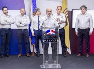 Resultados de las elecciones primarias de la República Dominicana