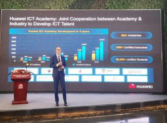 Huawei lanzó el Programa 2.0 de la Academia TIC de la misma