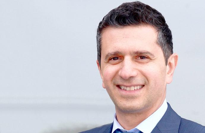 Ali Shahkarami, Chief Data Officer de Allianz Global Corporate & Specialty
