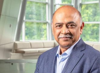 Arvind Krishna, nuevo CEO de IBM