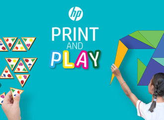 HP presentó la plataforma Print, Play & Learn sin costo