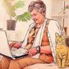 Coronavirus: proteja a los adultos mayores de las ciberestafas