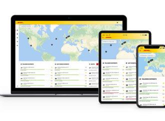 DHL Global Forwarding lanzó myDHLi
