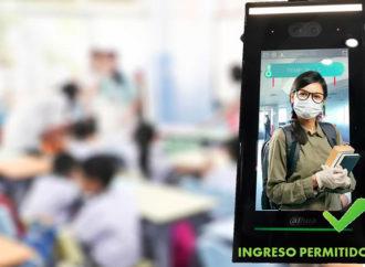 Aumentan las consultas de instituciones educativas para instalar cámaras térmicas
