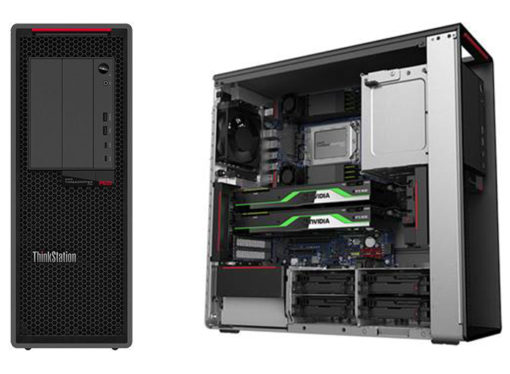 Lenovo ThinkStation P620: la primera Workstation Ryzen Threadripper PRO de AMD del mundo