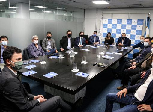 Primera reunión con el sector luego de la declaración de servicio esencial a las TIC