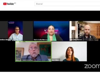 Encuentro virtual de análisis y proyección de la transformación digital en empresas