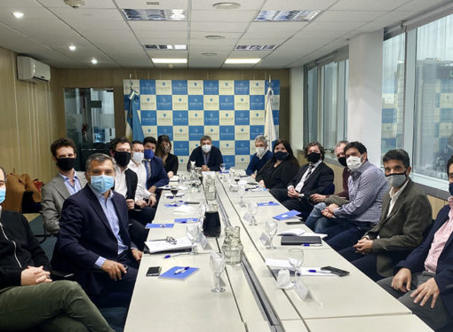 Reunión de ENACOM con representantes de las telcos