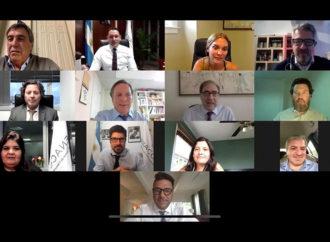 Reunión entre ENACOM y el embajador argentino en Estados Unidos