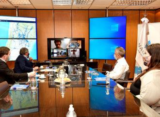 Trabajo conjunto para mejorar la conectividad de San Juan