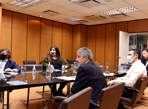Autoridades de ENACOM se reunieron con representantes de CABASE