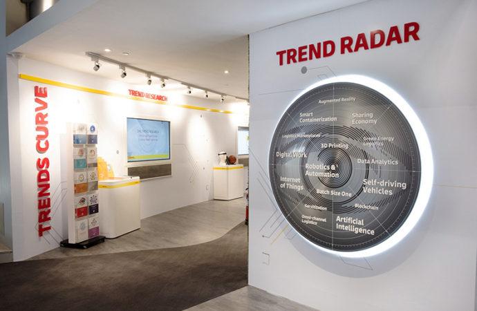 DHL reveló las tendencias de la logística del futuro