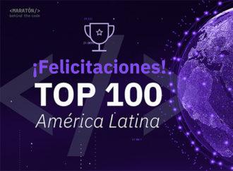 IBM presentó los Top 100 finalistas del Maratón Behind The Code