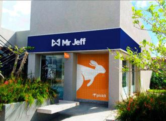Pickit anunció la incorporación de puntos de retiro en locales de Mr Jeff