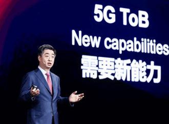 Huawei presentó Datacom conecta el futuro