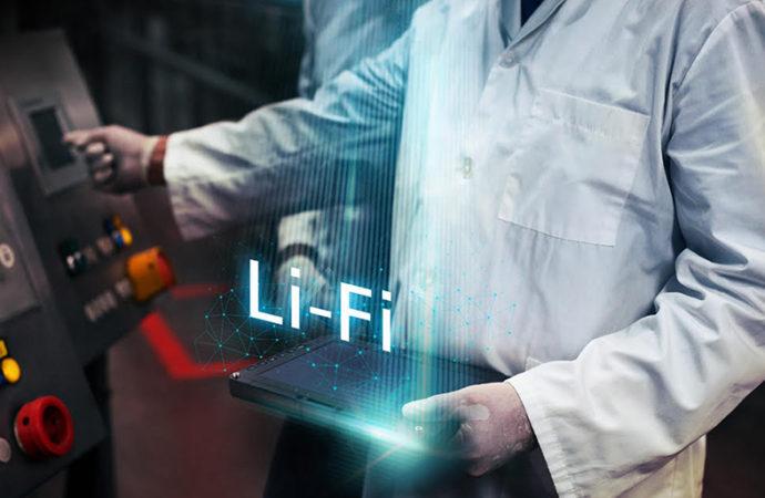Getac trae tecnología LiFi integrada al mercado de la informática móvil robusta