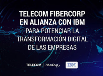 Telecom Fibercorp e IBM impulsan la transformación digital de empresas argentinas