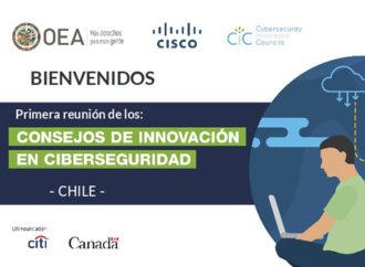 OEA y Cisco se unen en el Consejo de Innovación en Ciberseguridad en Chile