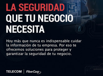 Telecom FiberCorp protege a las empresas argentinas con su portfolio de soluciones de seguridad