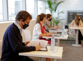 CABA y Microsoft firman un acuerdo para capacitar a 10.000 personas en habilidades digitales