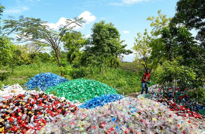 HP acelera el impulso para reducir el plástico en los océanos