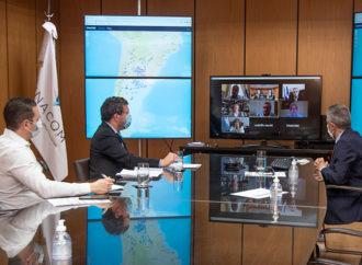 Reunión virtual con representantes de universidades nacionales
