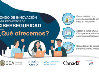 OEA, Cisco y la Fundación Citi abren postulaciones para el Fondo de Innovación de Ciberseguridad